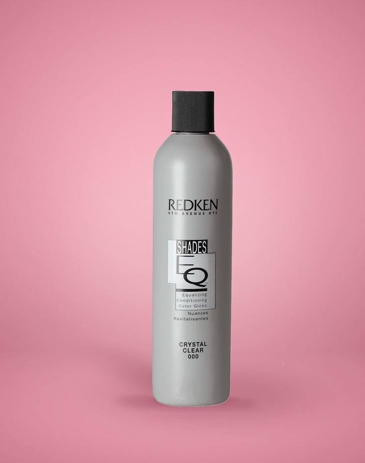 Shades EQ™ Gloss Demi-Permanent Equalizing Conditioning Color Crystal Clear ByRedken